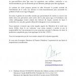 2/2/2013 - Courrier de SOS Tabac à la Cour des Comptes 2