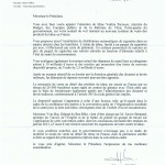 23/8/2011 - Réponse Ministère du Budget à SOS Tabac